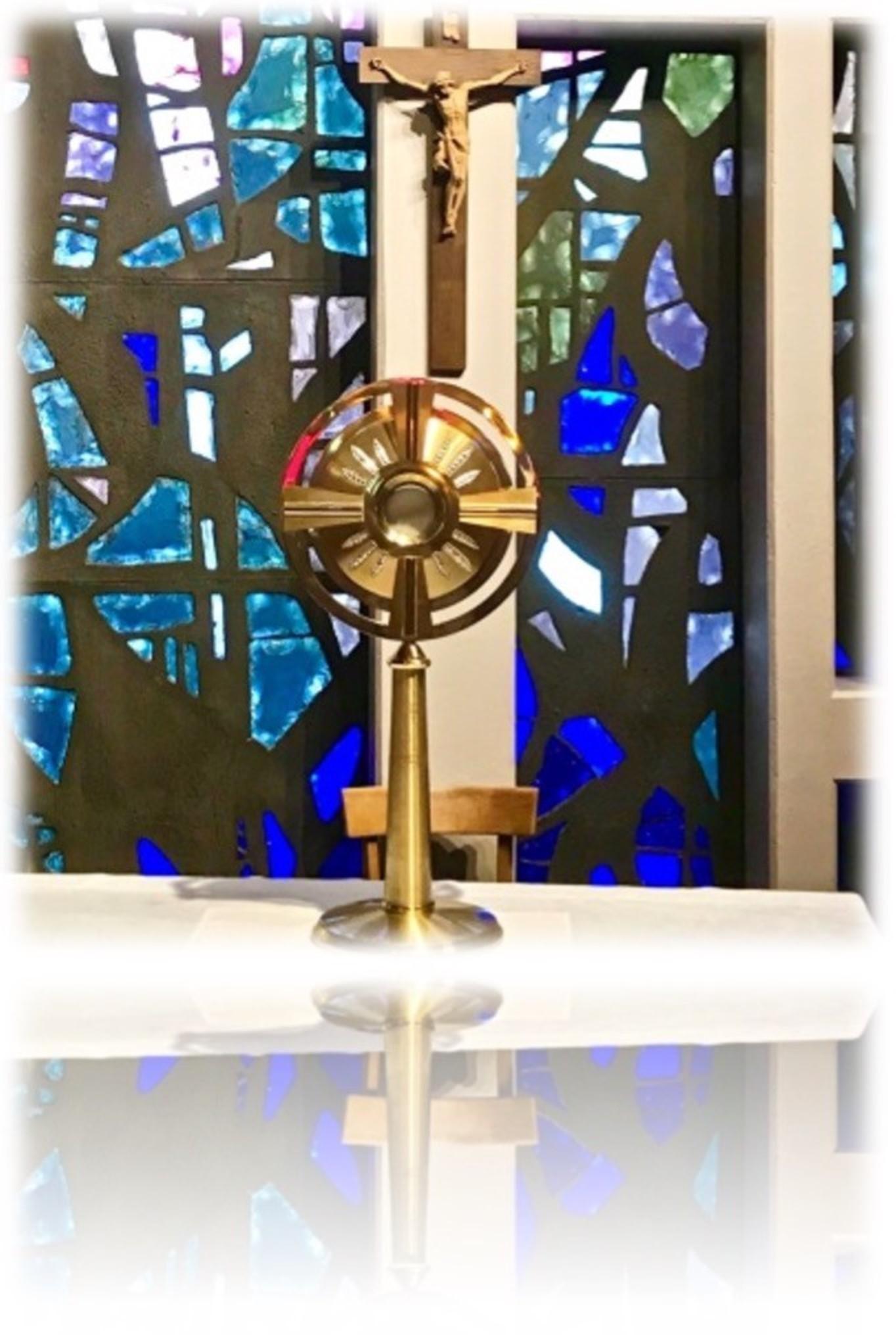 Ola Chapel Adoration Picture