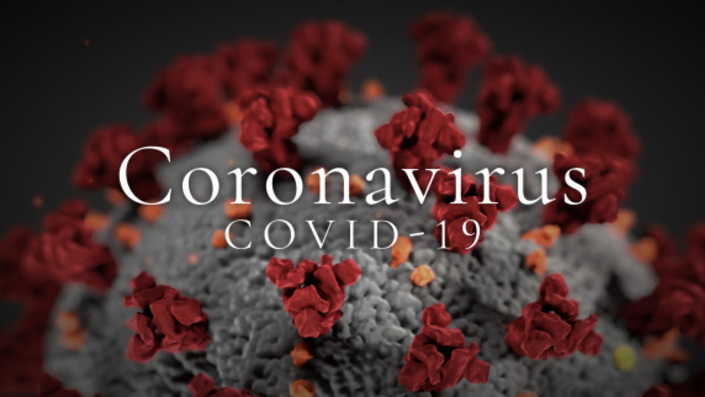 Coronavirus Covid19 Header